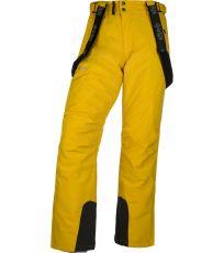 Pánské lyžařské kalhoty - větší velikosti MIMAS-M KILPI