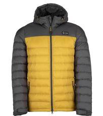 Pánská péřová bunda - větší velikosti SVALBARD-M KILPI