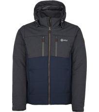 Pánská zimní bunda - větší velikosti TORRES-M KILPI