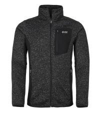 Pánský fleece svetr - větší velikosti RIGAN-M KILPI