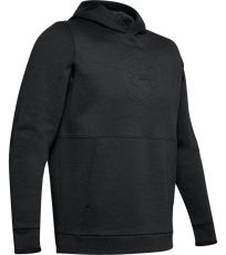 Pánska mikina Athlete Recovery Fleece Graphic Hoodie Under Armour