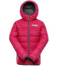Detská zimná bunda obojstranná SELMO ALPINE PRO