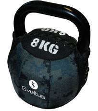 Posilňovacie náradie Soft kettlebells 8kg Sveltus
