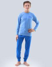 Chlapecké pyžamo dlouhé 69000-MBMDBM GINA