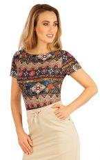 Tričko dámské s krátkým rukávem 5A133999 LITEX