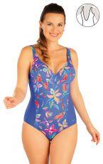 Jednodílné plavky s kosticemi 63123 LITEX