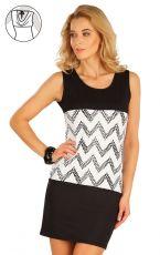Šaty dámske bez rukávov 63209 LITEX