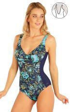 Jednodílné plavky s kosticemi 63323 LITEX