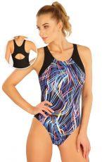 Jednodílné sportovní plavky 63520 LITEX