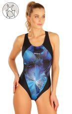 Jednodielne športové plavky 63533 LITEX