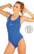 Jednodielne športové plavky 63536 LITEX
