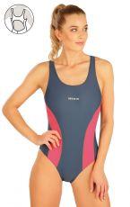 Jednodílné sportovní plavky 63542 LITEX