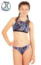 Dívčí plavky sportovní top 63630 LITEX