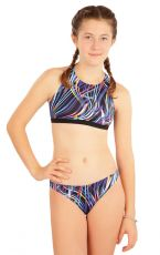 Dívčí plavky kalhotky bokové 63631 LITEX