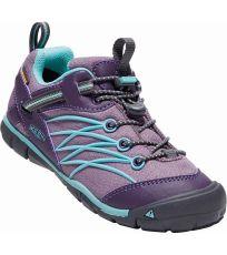CHANDLER CNX WP JR Dětská hybridní obuv KEEN