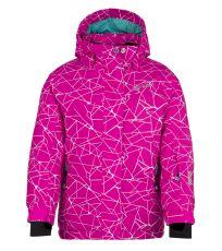 Dievčenské lyžiarska bunda NIESKO-JG KILPI