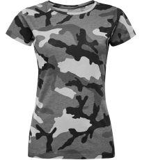 Dámske tričko CAMO WOMEN SOĽS