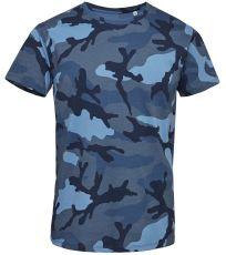 Pánske tričko CAMO MEN SOĽS