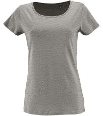 Dámske tričko - organická bavlna MILO WOMEN SOĽS