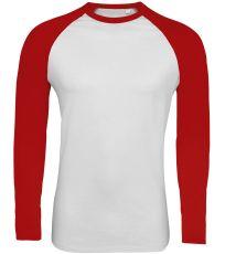 Pánske tričko s dlhým rukávom FUNKY LSL SOĽS