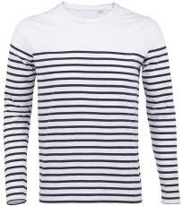 Pánske tričko s dlhým rukávom MATELOT LSL MEN SOĽS