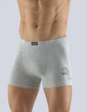 Boxerky s kratší nohavičkou 73092-LxGMxC GINA