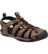 Clearwater CNX Leather M Pánske sandále KEEN