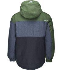 GNM - zelená melange