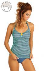Plavky top dámský bez výztuže. 52231 LITEX