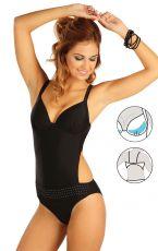 Jednodílné plavky s košíčky. 52459 LITEX