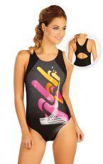 Jednodielne športové plavky. 52499 LITEX