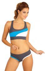 Plavky športový top bez výstuže. 52509 LITEX