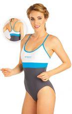 Jednodielne športové plavky. 52511 LITEX