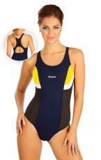 Jednodielne športové plavky. 52512 LITEX