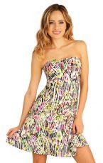 Šaty dámské bez ramínek. 52534 LITEX