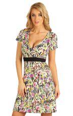 Šaty dámské s krátkým rukávem. 52537 LITEX
