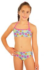 Dievčenské plavky top. 52564 LITEX