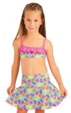 Dievčenské plavky top. 52566 LITEX