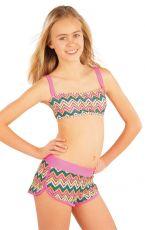 Dievčenské plavky top. 52574 LITEX