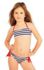 Dievčenské plavky top. 52581 LITEX