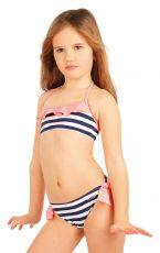 Dievčenské plavky top. 52589 LITEX