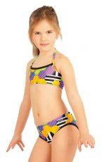 Dievčenské plavky top. 52613 LITEX