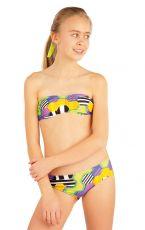 Dívčí plavky podprsenka BANDEAU. 52617 LITEX