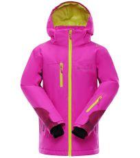 Dětská lyžařská bunda MIKAERO 2 ALPINE PRO