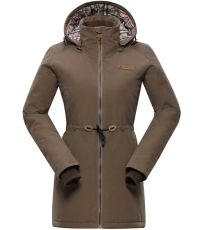 Dámsky kabát EDITE 2 ALPINE PRO