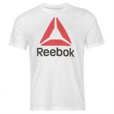 Pánske tričko Stack Delta Reebok
