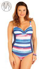 Jednodílné plavky s kosticemi 63106 LITEX
