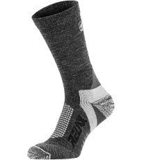 Lyžařské ponožky - merino NORDIC RELAX