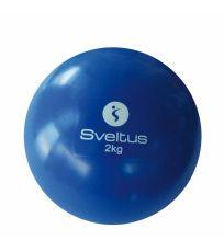 Posilovací míček 2 kg 0452 Sveltus