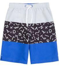 Chlapčenské kúpacie šortky HJL18-JMAJM200 4F